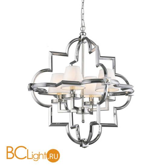 Люстра DeLight Collection Mandeville KM0728P-4M nickel