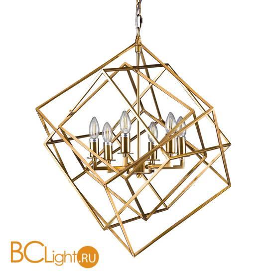 Подвесной светильник DeLight Collection Matrix KM0282P-6 brass