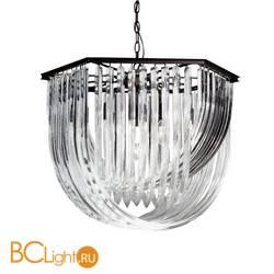 Подвесной светильник DeLight Collection Murano Glass KR0116P-7L black