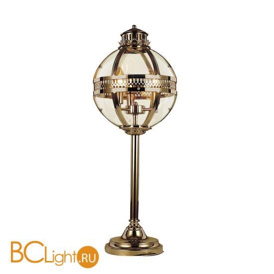 Настольная лампа DeLight Collection Residential KM0115T-3S brass