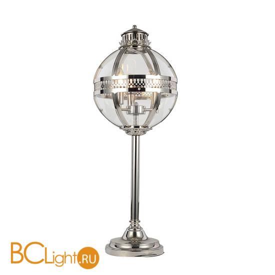 Настольная лампа DeLight Collection Residential KM0115T-3S nickel