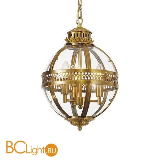 Подвесной светильник DeLight Collection Residential KM0115P-3S brass
