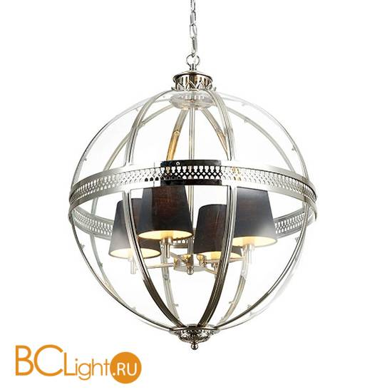 Подвесной светильник DeLight Collection Residential KM0115P-4L nickel