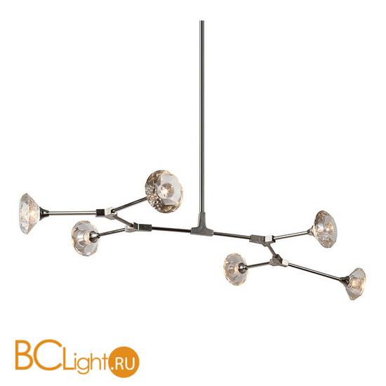 Люстра DeLight Collection Salasco KR0776P-6 nickel