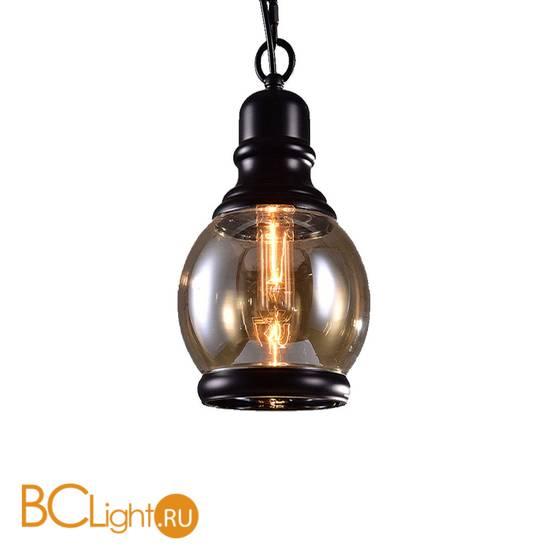 Подвесной светильник DeLight Collection SD201823 black+amber