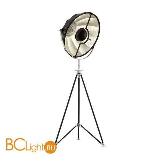 Торшер DeLight Collection Studio 7095F black/silver