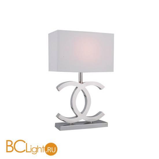 Настольная лампа DeLight Collection Table Lamp BT-1001 nickel