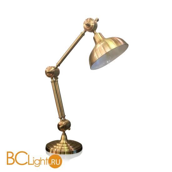 Настольная лампа DeLight Collection Table Lamp KM601T brass