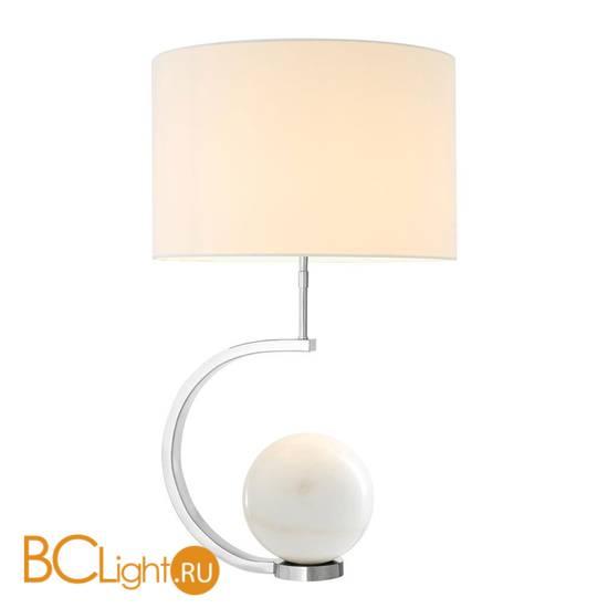 Настольная лампа DeLight Collection Table Lamp KM0762T-1 nickel