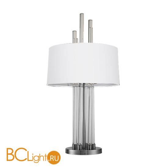 Настольная лампа DeLight Collection Table Lamp KM0921T nickel