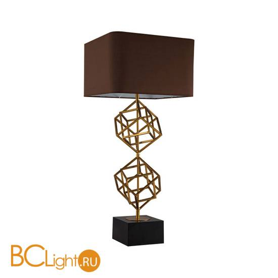 Настольная лампа DeLight Collection Table Lamp KM0282T-1 brass