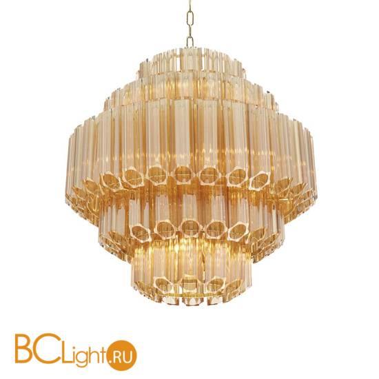 Подвесной светильник DeLight Collection Vittoria KG0769P-10 cognac