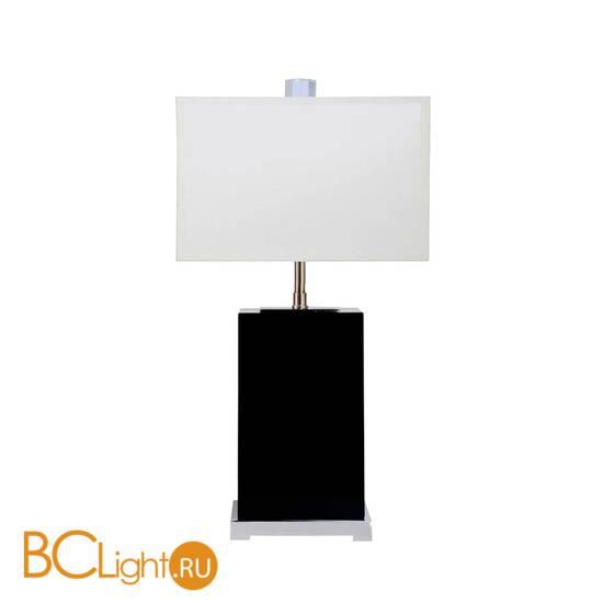 Настольная лампа DeLight Collection Warwick TL1202-BK