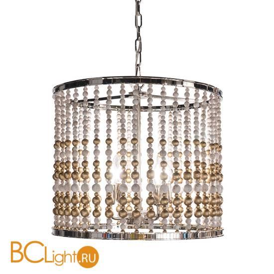 Подвесной светильник DeLight Collection Wood Light KW0783P-4 silver