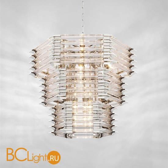 Подвесной светильник DeLight Collection Wren KG0970P-12 nickel