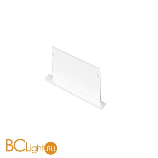 Заглушка для профиля Donolux CAP18502RAL9003 для профиля DL18502RAL9003