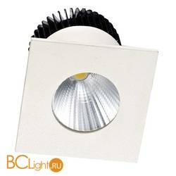 Встраиваемый спот (точечный светильник) Donolux DL18572/01WW-White SQ Dim