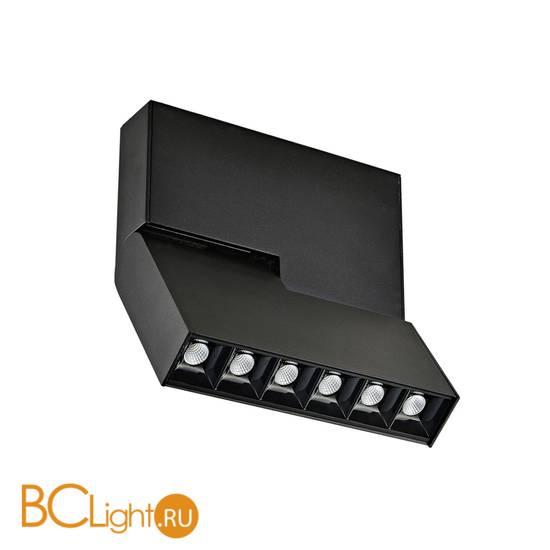 Светодиодный светильник для магнитного шинопровода Donolux Eye turn DL18786/06M Black 4000K