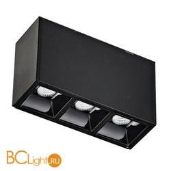 Светодиодный светильник для магнитного шинопровода Donolux DL18781/03M Black