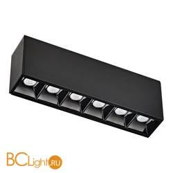 Светодиодный светильник для магнитного шинопровода Donolux DL18781/06M Black