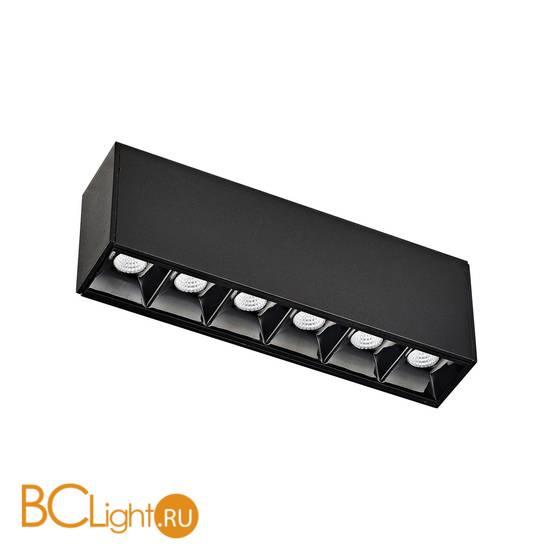 Светодиодный светильник для магнитного шинопровода Donolux Eye DL18781/06M Black 4000K