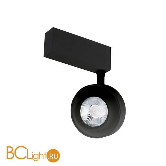 Светодиодный светильник для магнитного шинопровода Donolux Occhio DL18784/01M Black 4000K