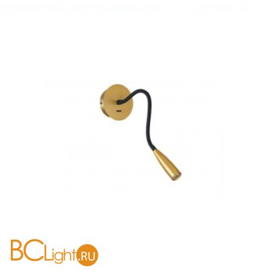 Настенный светильник Donolux Kaa W111044/1Brass