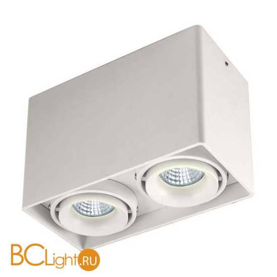 Спот (точечный светильник) Donolux DL18611/02WW-SQ White