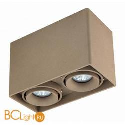 Спот (точечный светильник) Donolux DL18611/02WW-SQ Champagne
