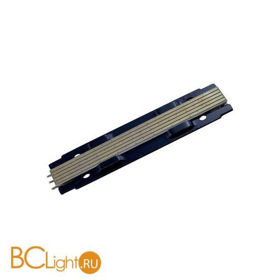 Короткая электрическая плата для магнитного шинопровода Donolux Electrical Plate 100 DLM/X Black