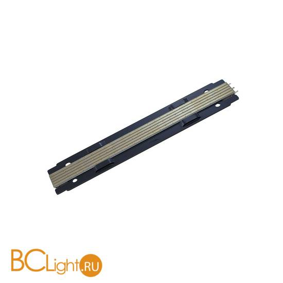 Короткая электрическая плата для магнитного шинопровода Donolux Electrical Plate 150 DLM/X Black