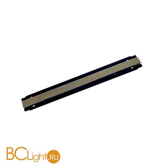 Короткая электрическая плата для магнитного шинопровода Donolux Electrical Plate 200 DLM/X Black