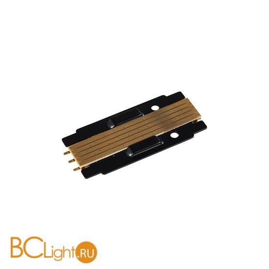 Короткая электрическая плата для магнитного шинопровода Donolux Electrical Plate DLM/X Black