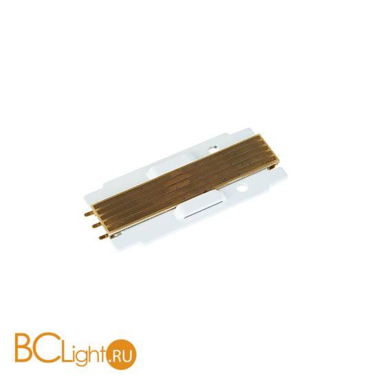 Короткая электрическая плата для магнитного шинопровода Donolux Electrical Plate DLM/X White