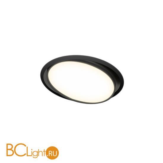 Встраиваемый светильник Donolux Moon DL18813/15W Black R