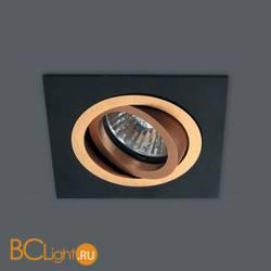 Встраиваемый светильник Donolux SA1520-Gold/Black