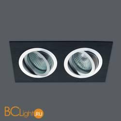 Встраиваемый светильник Donolux SA1522-Alu/Black