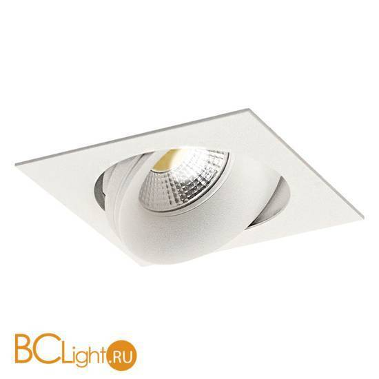 Встраиваемый спот (точечный светильник) Donolux DL18412/01TSQ White