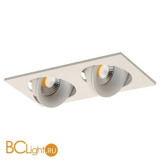 Встраиваемый спот (точечный светильник) Donolux DL18412/02TSQ White