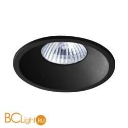 Встраиваемый спот (точечный светильник) Donolux DL18412/11WW-R Black