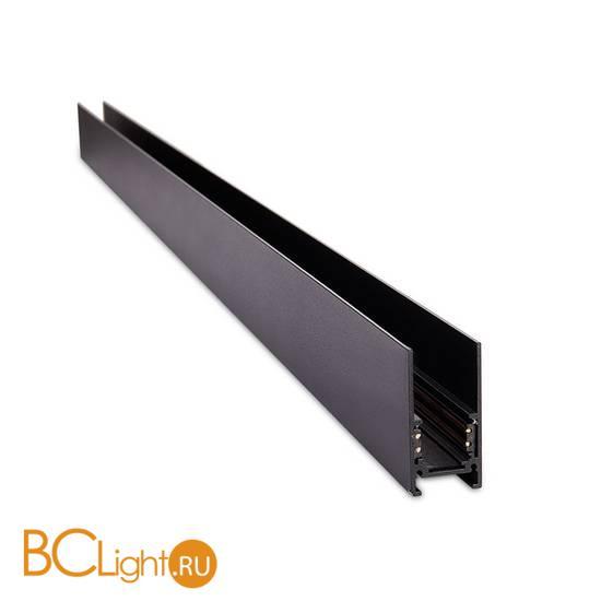 Шинопровод магнитный Donolux SPACE-Track system DLT2500CB 2,5м черный, без заглушек, без провода