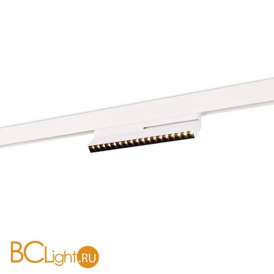 Трековый светильник для магнитного шинопровода Donolux SPACE-Track system Eye Turn DL20292WW18W 18W 3000K 1237Lm белый