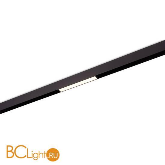 Трековый светильник для магнитного шинопровода Donolux SPACE-Track system Line DL20293WW8B 8W 3000K 313Lm черный