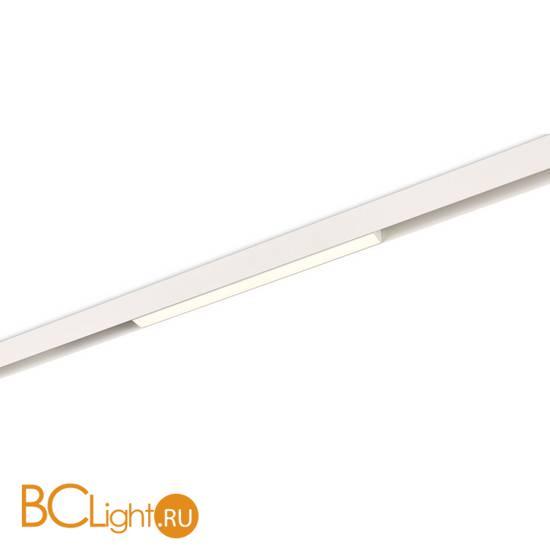 Трековый светильник для магнитного шинопровода Donolux SPACE-Track system Line DL20293WW16W 16W 3000K 640Lm белый