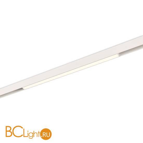 Трековый светильник для магнитного шинопровода Donolux SPACE-Track system Line DL20293WW25W 25W 3000K 930Lm белый