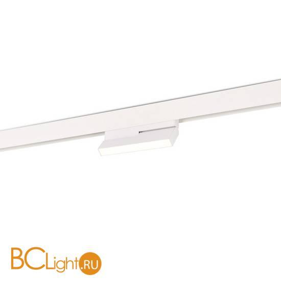 Трековый светильник для магнитного шинопровода Donolux SPACE-Track system Line Turn DL20294WW8W 8W 3000K 313Lm