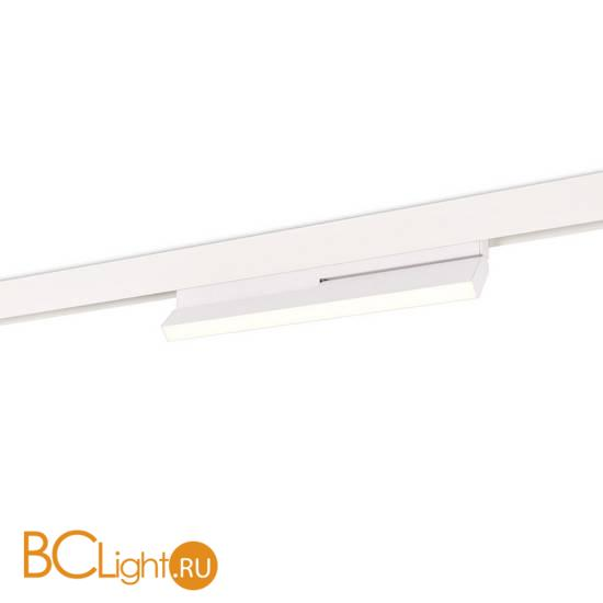 Трековый светильник для магнитного шинопровода Donolux SPACE-Track system Line Turn DL20294WW16W 16W 3000K 640Lm белый
