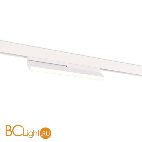 Трековый светильник для магнитного шинопровода Donolux SPACE-Track system Line Turn DL20294NW16W 16W 4000K 640Lm белый