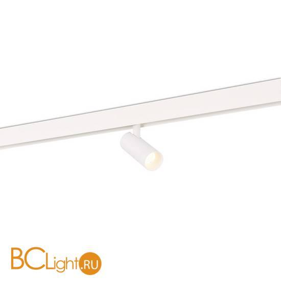 Трековый светильник для магнитного шинопровода Donolux SPACE-Track system Alpha DL20295WW10W 10W 3000K 796Lm белый