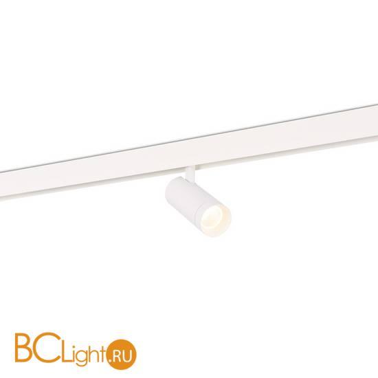 Трековый светильник для магнитного шинопровода Donolux SPACE-Track system Alpha DL20295WW20W 20W 3000K 1185Lm белый